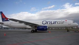 Airbus von Onur Air