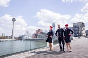 Air Berlin Verbindet Dusseldorf Mit Island