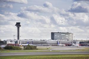Flughafen Stockholm Arlanda