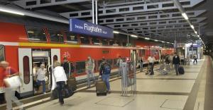 Flughafen Dresden Bahnhof