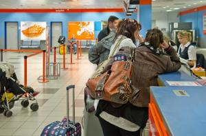 Flughafen Berlin-Schönefeld Check-in