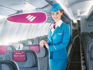 Flugbegleiterin Eurowings