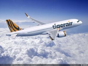 Tiger Air Airbus A320neo
