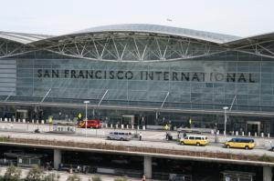 San Francisco International Airport Terminal