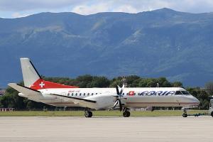 Adria Airways Darwin Airways Genf