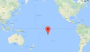 Franzsoesisch Polynesien Karte