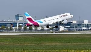 Eurowings startet neue Strecken ab München