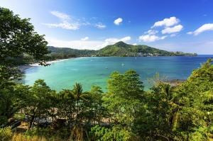 Thailand Pphuket Kamala Beach