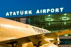 Flughafen Istanbul Atatürk