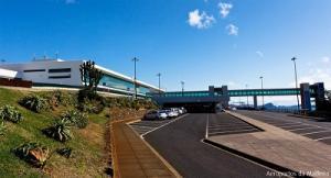 Flughafen Madeira Terminal