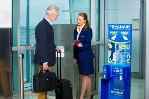 Ryanair Gepäck Bestimmungen 2018