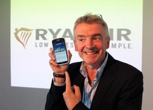 Ryanair App-Launch