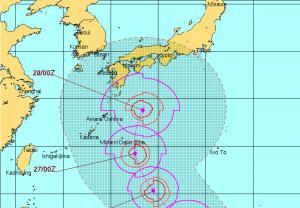 Taifun Saola