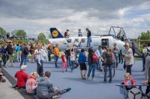 Flughafen München Spielplatz