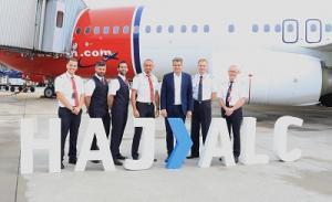 Norwegians Erstflug von Hannover nach Alicante