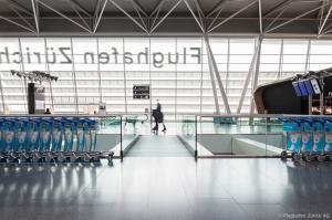 Flughafen Zürich innen