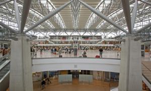 Flughafen Hamburg Terminal 1