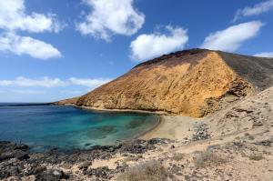 Kanarische Inseln: La Graciosa