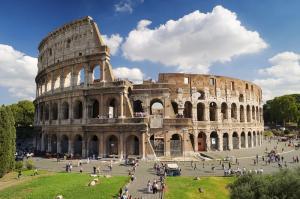 Italien: Rom Kolosseum