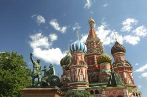 Russland: Moskau