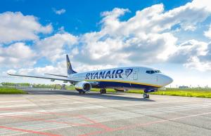 Ryanair: Aircraft on ground