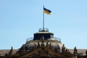 Der Landtag in Baden-Württemberg: In diesem Bundesland nehmen Verbraucher die höchsten Kredite auf. Foto: gettyimages/Yven Dienst/EyeEm