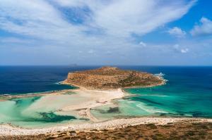 Kreta: Balos Strand