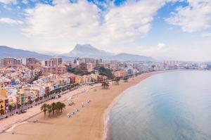 Spanien: Alicante Strand