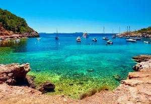 Ibiza-Spanien