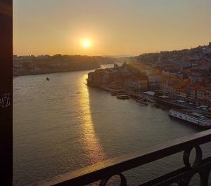 Portugal-Porto-Sonnenuntergang © Kosel