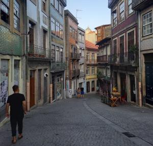 Portugal-Stadt © Kosel