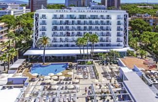 Hotel Riu San Francisco - Playa de Palma, Mallorca