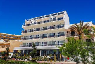 Hotel SOM Sauló Mallorca - Urlaub in Playa de Palma