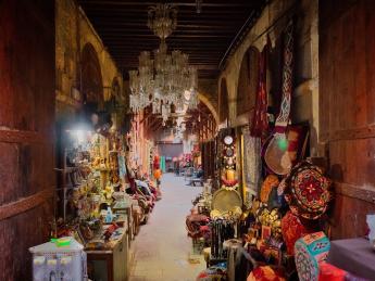 Khan el Khalili - Kairo