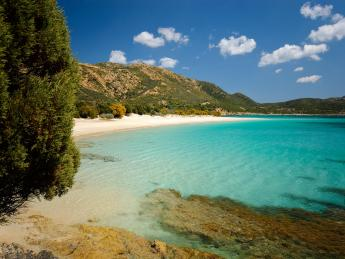 Spiaggia di Tueredda - Sardinien