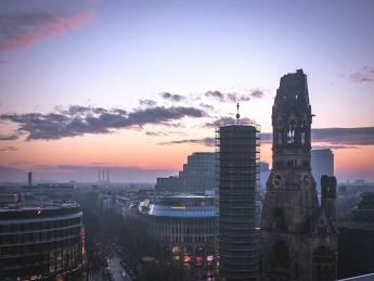 Kaiser-Wilhelm-Gedächtnis-Kirche - Berlin