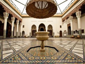 Musee de Marrakesh - Marrakesch