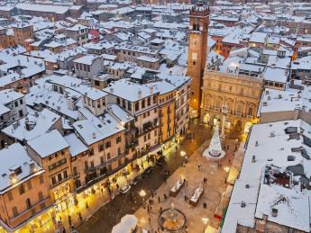 Piazza delle Erbe - Verona
