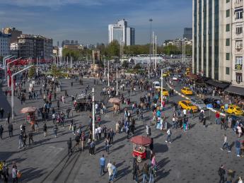 Taksim-Platz - Istanbul