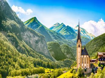 Pfarrkirche Heiligenblut - Heiligenblut