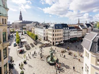 5948+Dänemark+Kopenhagen+Amagertorv_in_Strøget+GI-1060859352