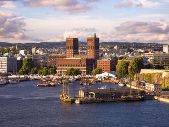 Oslo City Hall - Oslo