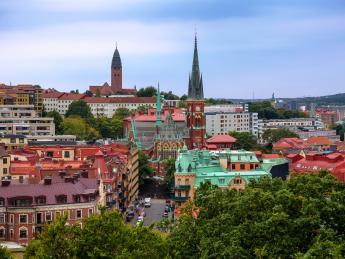 5862+Schweden+Göteborg+Oscar_Fredrik_Church+GI-615432878