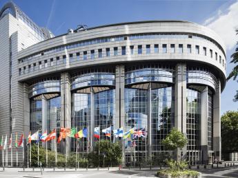7168+Belgien+Brüssel+Europaparlament+GI-154370518
