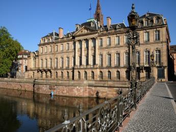 Palais Rohan - Straßburg