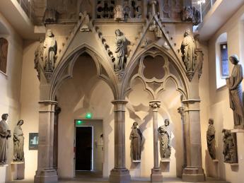 5723+Frankreich+Straßburg+Musée_de_l'Œuvre_Notre-Dame+GI-599206872