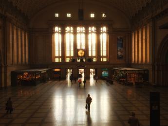 Leipziger Hauptbahnhof - Leipzig