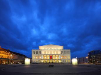 Opernhaus Leipzig - Leipzig