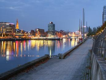Kiellinie - Kiel