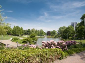Planten un Blomen - Hamburg